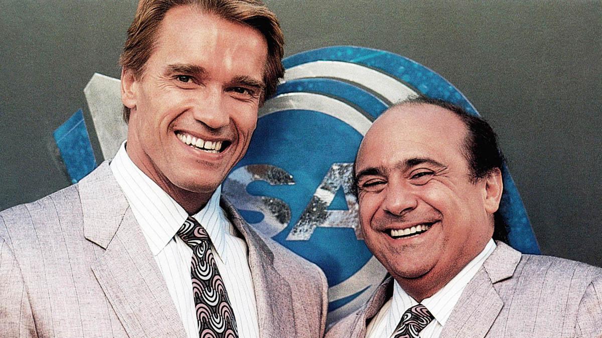 """Bliźniacy"" - Arnold Schwarzenegger"