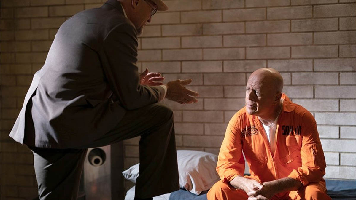 """Corrective Measures"" - Bruce Willis"