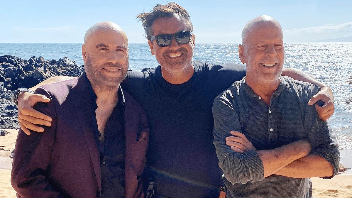 """Paradise City"" - Bruce Willis, John Travolta"