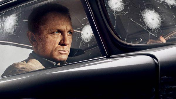 """""""Nie Czas Umierać"""" - Daniel Craig"""