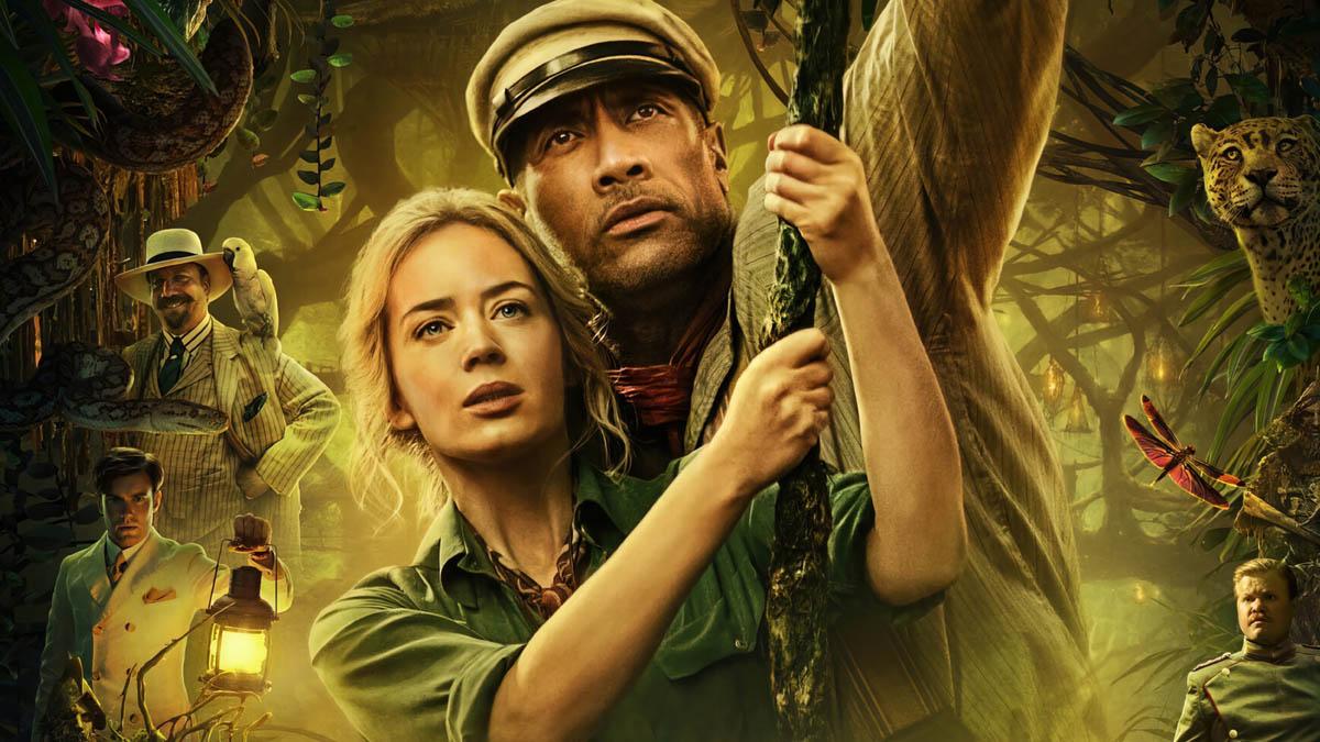"""""""Wyprawa Do Dżungli 2"""" - Dwayne Johnson"""