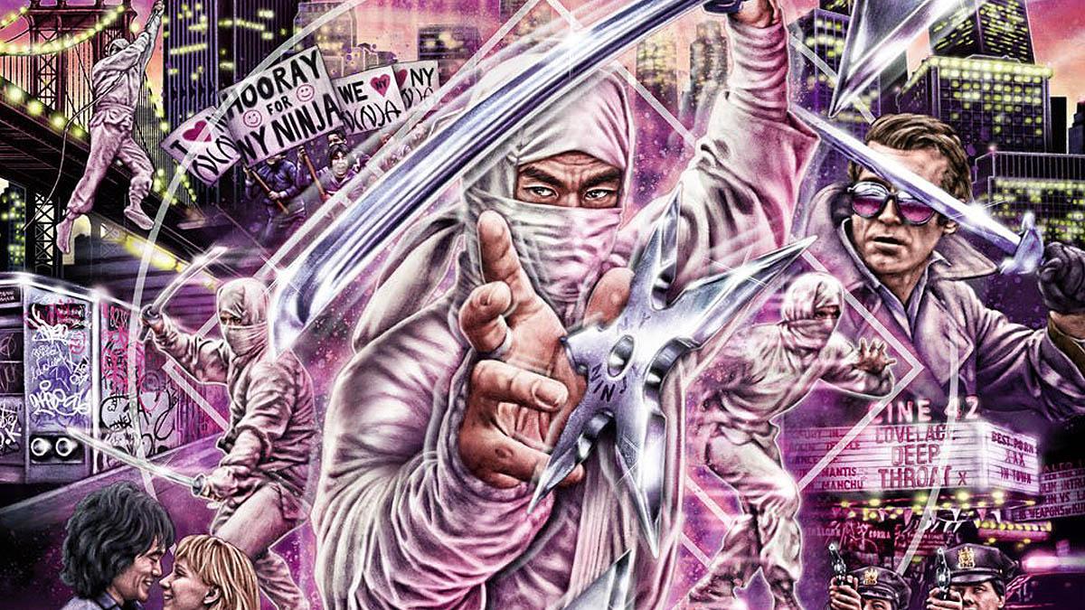 """""""New York Ninja"""" - John Liu"""