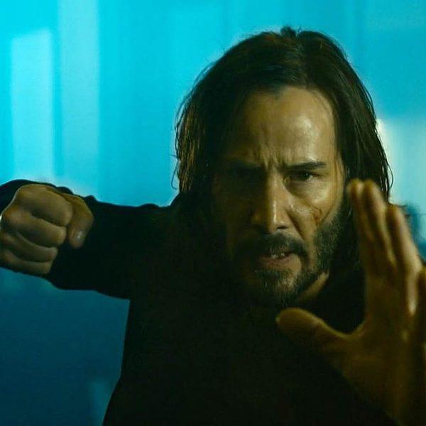 """Matrix 4"" - Keanu Reeves"
