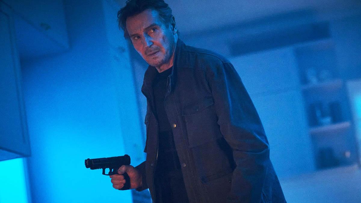 """Blacklight"" - Liam Neeson"