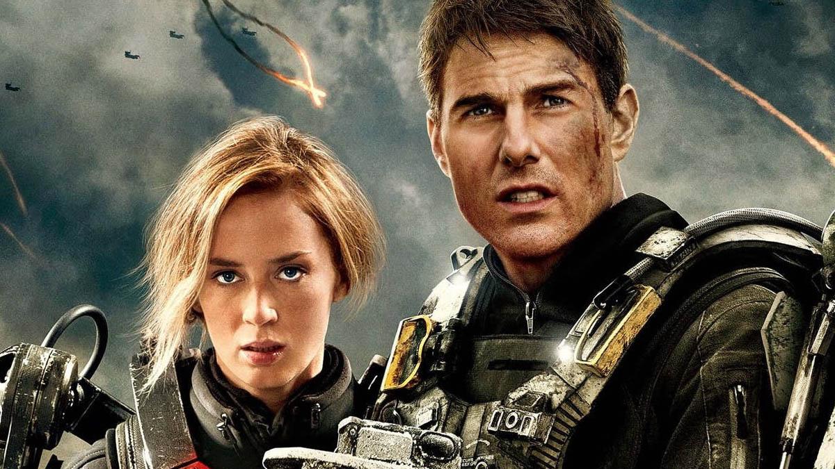 """""""Na Skraju Jutra"""" - Tom Cruise"""