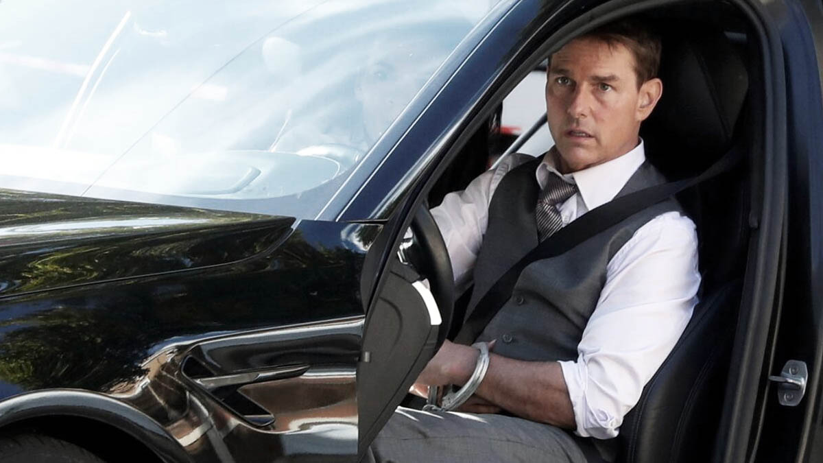 """Tom Cruise - """"Mission Impossible 7"""""""