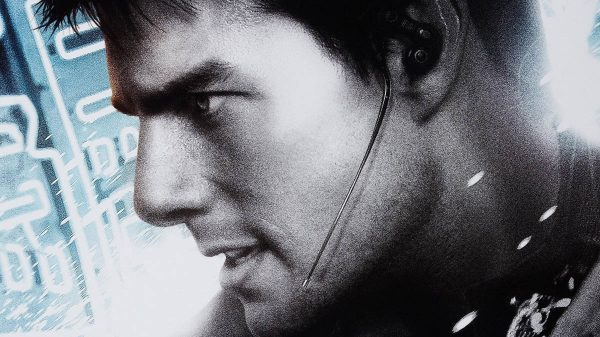 """""""Mission Impossible 3"""" - Tom Cruise"""