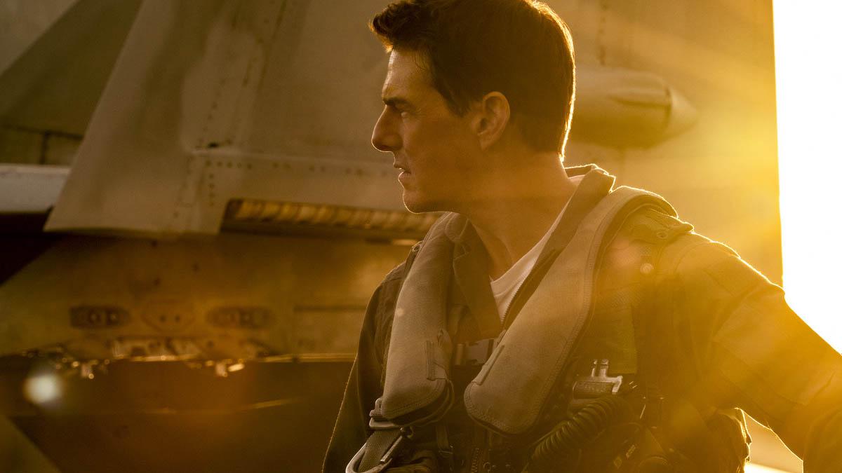 """Top Gun: Maverick"" - Tom Cruise"